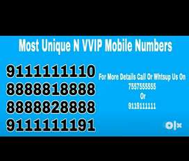 Best vvip mobile number