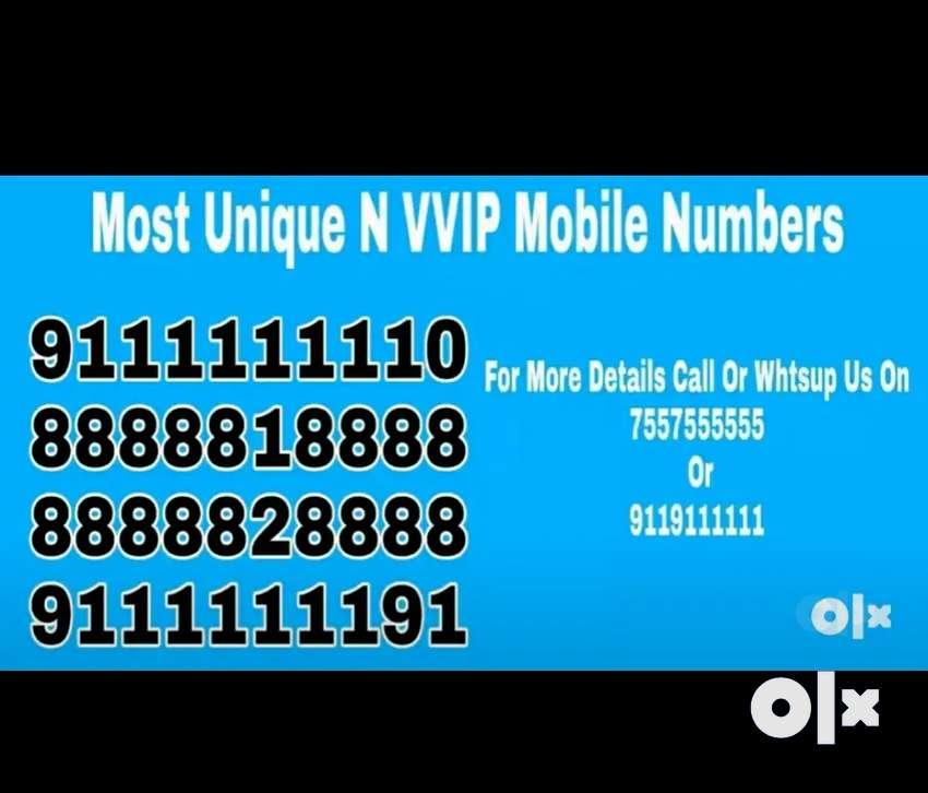 Best vvip mobile number 0
