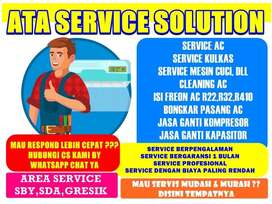 service,cuci ac.service kulkas buntu bocor di jl.pahlawan sidoarjo