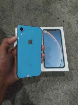 iPhone XR 64GB Biru