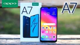 Oppo A7 (4/64 ) with brand warranty