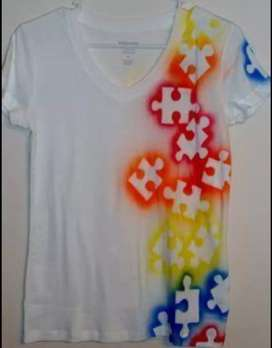 t shirt or other cloth