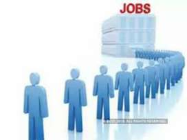 Male and female airport job vecancy