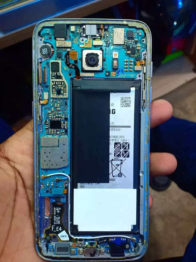 Samsung S7 edge board pta not approved 0
