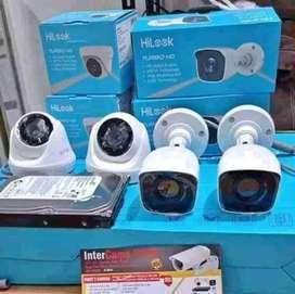 Paket kamera CCTV murah kualitas gambar dan barang ga murahan