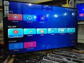 Hungama 55inch smart Wifi android 4k  rs37000 box pack