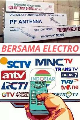 Ahli kantor pasang signal antena tv murah