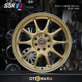 Velg Mobil SSR 499 Ring 15 Gold