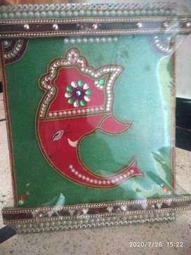 Ganeshji key holder