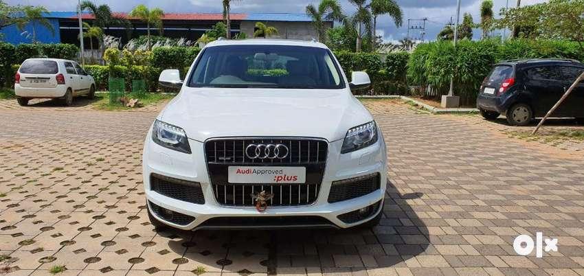 Audi Q7 3.0 TDI quattro Premium Plus, 2014, Diesel 0