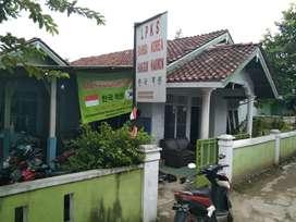 Rumah di pusat kota Pringsewu