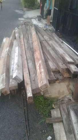 Kusen kayu model baru