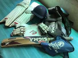 SIGMA cricket kit