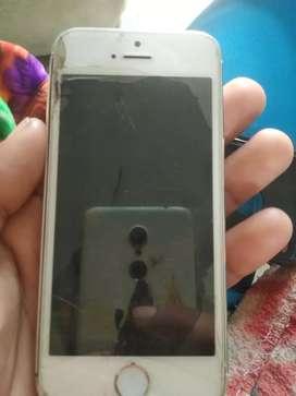 I phone 5 screnn krik