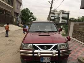 Nissan Terrano 2 exchange possible with Good Cars