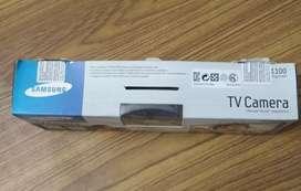 Samsung TV camera.