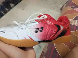 Yonex brand new shoes only used once
