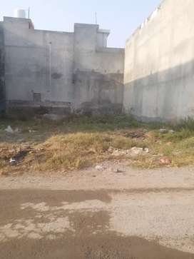 7 marla residential plot for sale in ghouri town phase 4A islambad