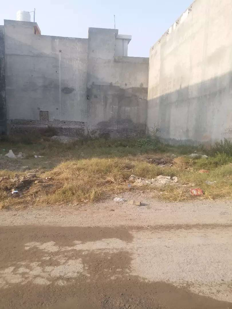 7 marla residential plot for sale in ghouri town phase 4A islambad 0