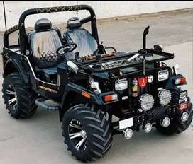 All type modified Jeep and Gypsy and Mahindra Thar modified