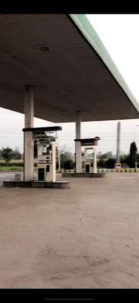 Petrol Pump For Sale