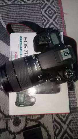 Canon 77d Professional Camera For Shoot & Tiktok Videos
