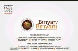 Biriyani masters