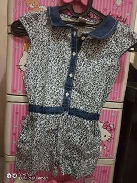 Jumpsuit anak merk Little M / size M