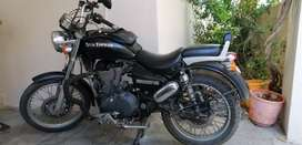 Excellent condition, sparingly used Thunderbird 500cc