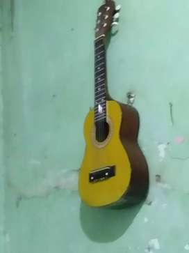 Jual Gitar harga nego Minus Sobek Chat Wa saya tolong:)