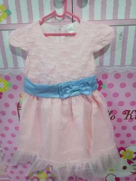 Baju dress anak cewek