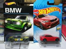 Paket Hotwheels BMW 2 pcs