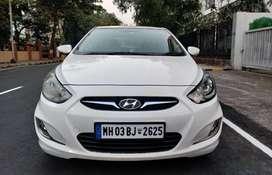 Hyundai Verna 2011-2014 1.6 SX VTVT (O) AT, 2013, Petrol