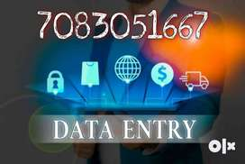 Only 25 vacancies left for offline Data entry job. Hurry up