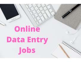 Genuine Data Entry / Work from Home jobs - Apply Now- Earn unlimited..