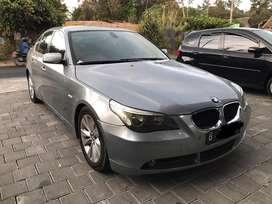 BMW 523i E60 2005, pemakaian 2006. Original.