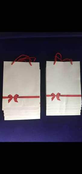 """Paper Bag - 8"""" x 10"""" - New"""
