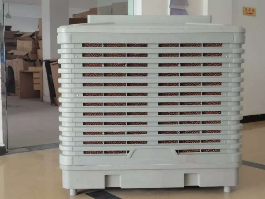 Cool and Exhaust Duct chiller industrial evaporative air cooler