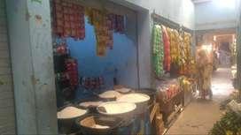 Dijual Toko pasar binjai pekapuran raya