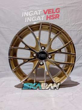 HSR WHEEL Ring 15 Utk Mobil Mirage, March, Vios, City