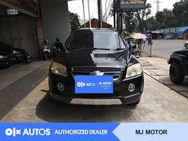 [OLX Autos] Chevrolet Captiva 2.0 solar AT 2010 Hitam #MJ Motor