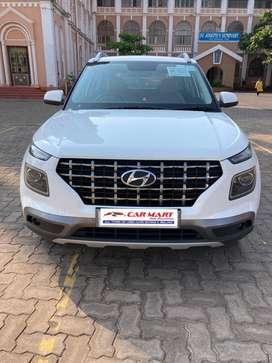 Hyundai Venue SX Diesel, 2019, Diesel