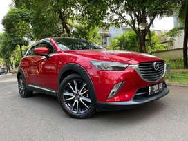 Mazda Cx3 GT 2018 / 2017 AT. Like New. Istimewa