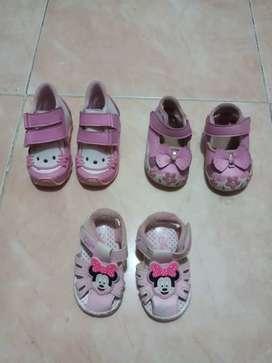 Sepatu bayi 6-12m