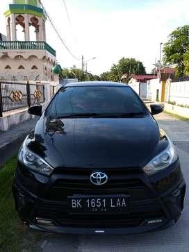 Toyota yaris s trd matic 2014