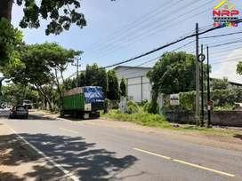 Dijual Tanah Kavling Sangat Strategis Prospek di Jalan Gatot Subroto