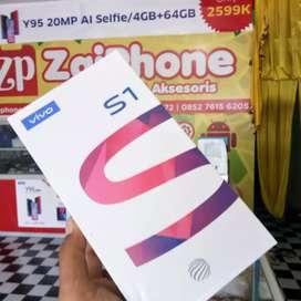 Vivo S1 4/128 GB