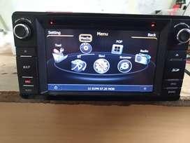 2din khusus mitsubishi xpander bisa dvd,vcd,mp3,usb,bluetooth