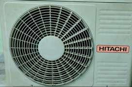Hitachi 1.5 ton split AC for sale very good condition