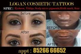 Cosmetic tattoos in Chennai
